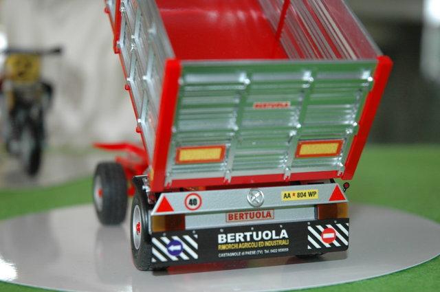 S giustina in colle 2010 alfa personal creation for Bertuola rimorchi